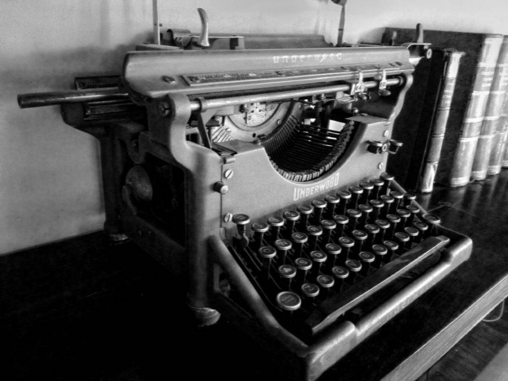 evolucion-de-las-maquinas-de-escribir
