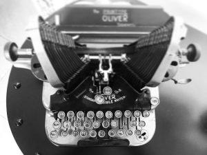 máquinas-de-escribir-antiguas