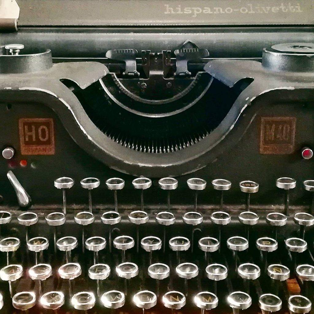 reparacion de maquinas de escribir mecanicas