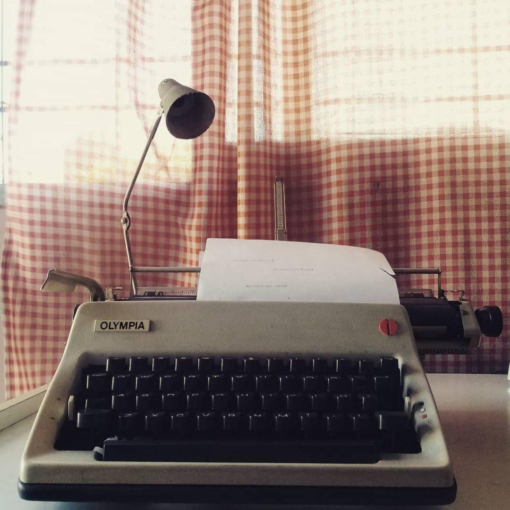 reparar maquina de escribir