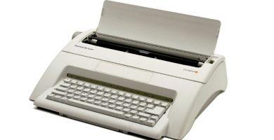 maquina de escribir electrica precios