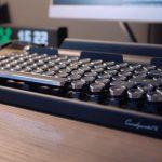 teclado maquina de escribir